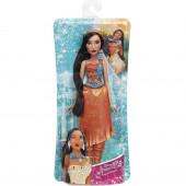 Boneca Princesa Disney Pocahontas Brilho Real