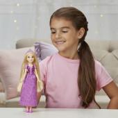 Boneca Princesa Disney Rapunzel Brilho Real Hasbro