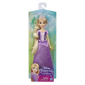 Boneca Princesa Disney Rapunzel Brilho Real