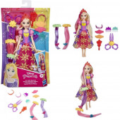 Boneca Princesa Disney Rapunzel Corte e Penteado