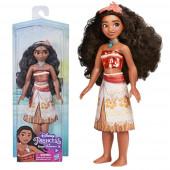 Boneca Princesa Disney Vaiana Brilho Real