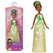 Boneca Princesa Tiana Disney Brilho Real