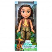 Boneca Raya e o Último Dragão Disney 38cm