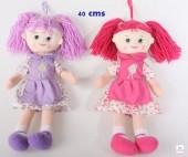 Bonecas Pano Sortidas