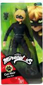 Boneco Cat Noir Ladybug 26cm