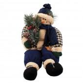 Boneco de Neve Decorativo 84 Cm