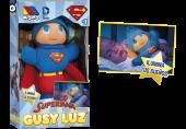 Boneco Gusiluz Superman com luz