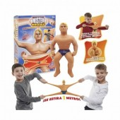 Boneco Mister Músculo Stretch Armstrong
