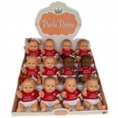 Boneco Pequeno Paola Reina S.L.Benfica 22cm Sortido