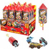 Boom City Racers Veículos Explosivos