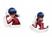Borrachas figura LadyBug - sortido