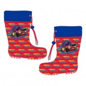 Bota Galocha Disney Cars Neon Speed