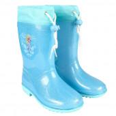 Botas Água Azul Celeste Elsa Frozen