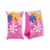 Braçadeiras Flores Rosa