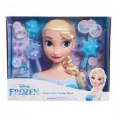 Busto Elsa Frozen Disney Deluxe