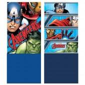 Cachecol coralina Avengers - sortido