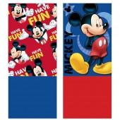 Cachecol Coralina Mickey Mouse - sortido