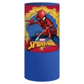 Cachecol Coralina Spiderman