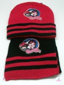 Cachecol e Gorro Monster High