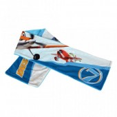 Cachecol Infantil Polar Aviões Disney Planes