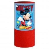 Cachecol Mickey Disney Coralina