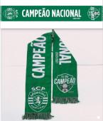 Cachecol Sporting Campeão 2020/2021