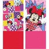 Cachecol tubular Disney Minnie