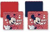 Cachecol tubular Minnie Disney em Coralina