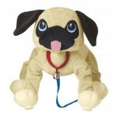 Cachorrinho multifunções - Peppy Pup Bege