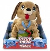 Cachorrinho multifunções - Peppy Pup Castanho