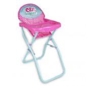 Cadeira Alta Refeição Cry Babies