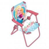 Cadeira dobravel Disney Frozen Sisters