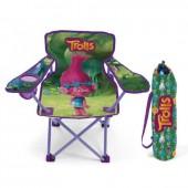 Cadeira dobrável Poppy Trolls