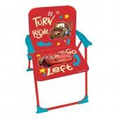 Cadeira Estilo Praia 37 cm Cars