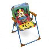 Cadeira Estilo Praia 37 cm Mickey Races