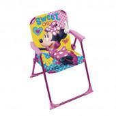 Cadeira Estilo Praia 37 cm Minnie Sweet Chic
