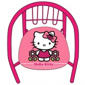 Cadeira Metal Hello Kitty