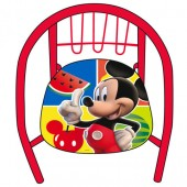 Cadeira metal Mickey Fruit