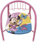 Cadeira Metal Minnie