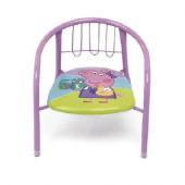 Cadeira Metal Porquinha Peppa