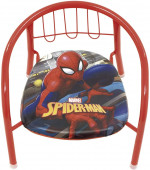 Cadeira Metal Spiderman