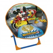 Cadeira Oval Mickey Roadster Racers
