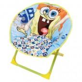 Cadeira Oval Sponge Bob