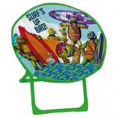 Cadeira Oval Tartarugas Ninja