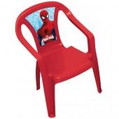 Cadeira plástico Marvel Spiderman