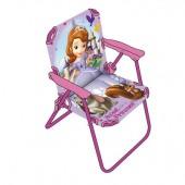 Cadeira praia Princesa Sofia Disney