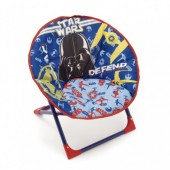 Cadeira Redonda Star Wars 50X50cm