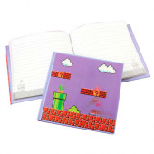 Caderno 3D Super Mario