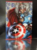 Caderno A4 Avengers Capitão America