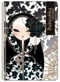 Caderno A4 de Kimmidoll Babushka